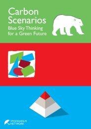 Carbon Scenarios - The Stockholm Network