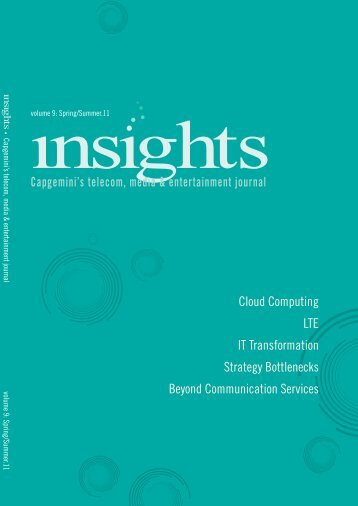 IT transformations - Capgemini Consulting Nederland