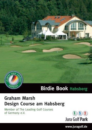 Birdie Book Habsberg - Jura Golf Park