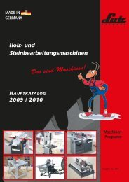 MADE IN GERMANY Maschinen