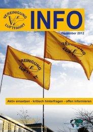 INFODezember 2012 Aktiv einsetzen - kritisch hinterfragen - offen ...