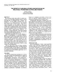 the effects of varying nutrient concentration on ... - Calcofi.ucsd.edu