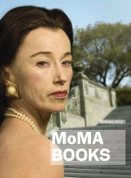 Download the Spring 2012 Catalog - MoMA