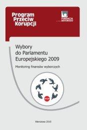 Wybory do Parlamentu Europejskiego 2009 - Fundacja im. Stefana ...