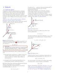Osat 1-9: MAPU I + II