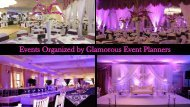 Events Organized by Glamorous Event Planners