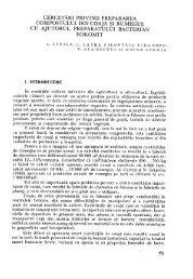 CERCETARI PRIVIND PREPARAREA ... - EdituraSilvica.ro