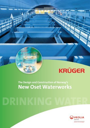 New Oset Waterworks brochure (PDF 1,5 MB) - Krüger A/S