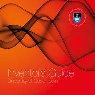 Inventors Handbook - Research Contracts & IP Services - University ...