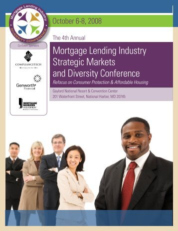 sponsor of the Mortgage  Lending Industry - Mortgage Lending ...