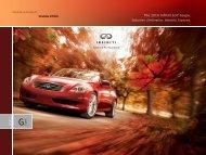The 2010 Infiniti G37 Coupe. - eCarList