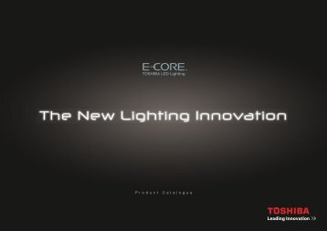 The New Lighting Innovation - HITEC - LED Lighting Specialists