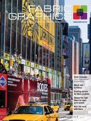 Fabric Graphics, March April 2010, Digital Edition