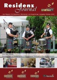Ausgabe Oktober 2010   Seite 1 - Seniorenresidenz Moseltal