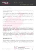 Bespoke Trip - Whistling Arrow - Page 6
