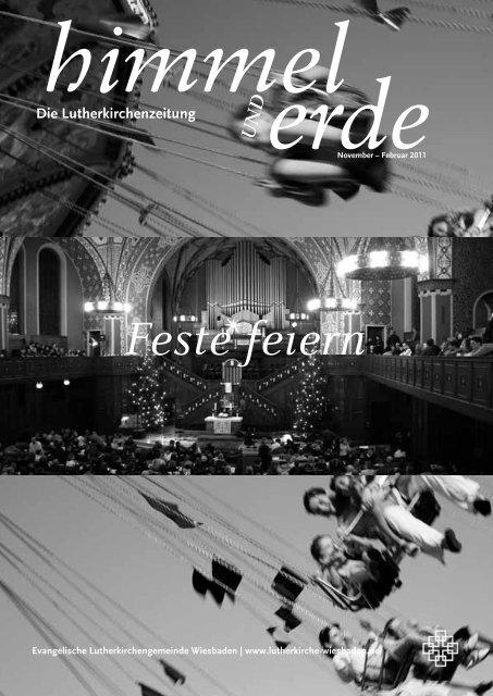 Feste feiern - Lutherkirche Wiesbaden