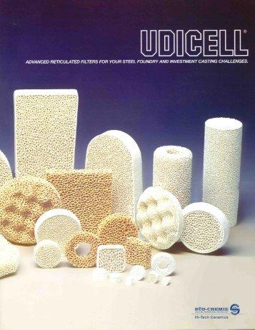 udicell - Sud-Chemie Australia