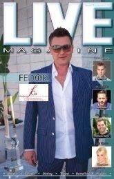 LIVE MAGAZINE VOL 8, Issue #197 November 28th THRU December 12th, 2014