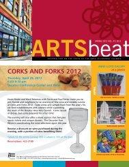 Artsbeat - Spring 2012 - Decatur Area Arts Council