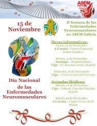Programa de actividades con motivo del Día Nacional de las ...