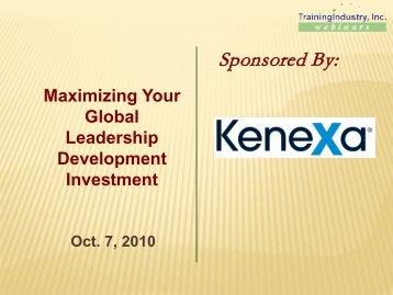 Leadership development - Training Industry