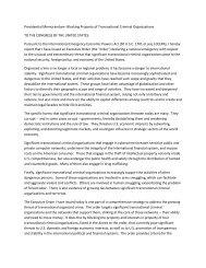 Blocking Property of Transnational Criminal ... - Deep Capture
