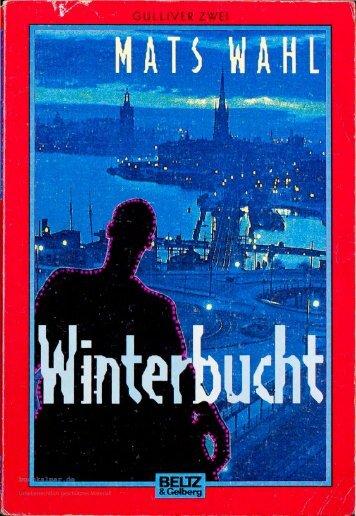 Mats Wahl Winterbucht - buchkalmar.de