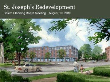 St. Joseph's Redevelopment