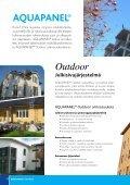 Knauf Aquapanel Outdoor - Page 2
