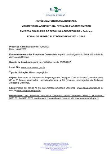 Pregao 042007.pdf - Embrapa