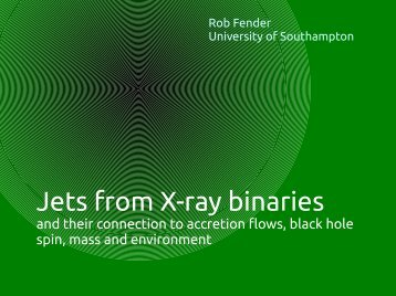 Jets from X-ray binaries