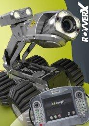 Envirosight Rovver X - Sondeq
