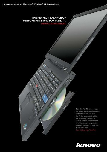 the perfect balance of performance and portability. - ComX