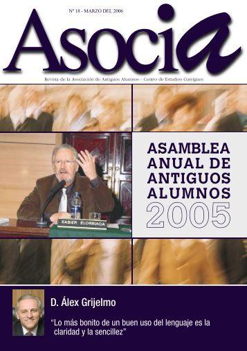 ASOCIA 18 - Centro de Estudios Garrigues