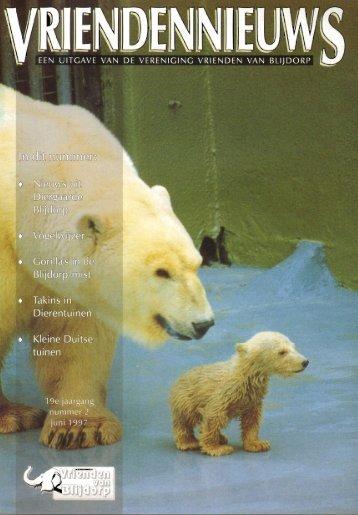 1997-19-02 - Vrienden van Blijdorp