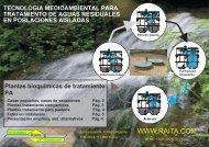 Sistemas bioquÍmicos de tratamiento de aguas residuales - Raita ...