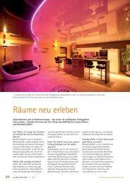 Räume neu erleben - Ciling