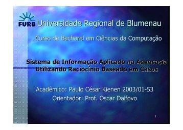 Universidade Regional de Blumenau