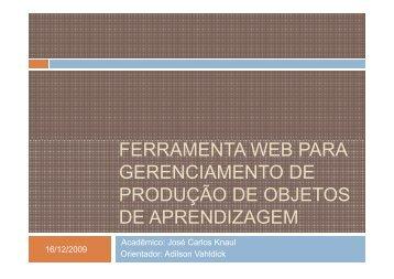 TCC2009-2-13-AP-JoseCKnaul.ppt [Modo de Compatibilidade]