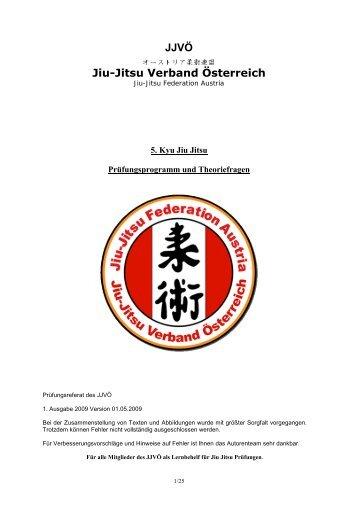 Über Jiu Jitsu