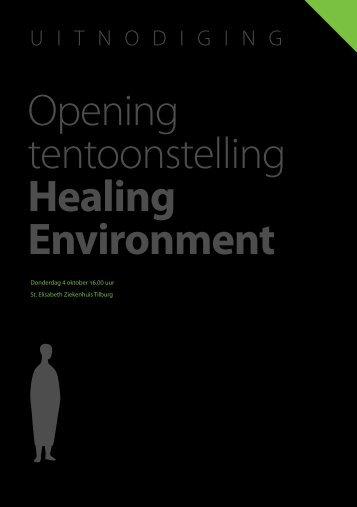 Healing Environment - St. Elisabeth Ziekenhuis