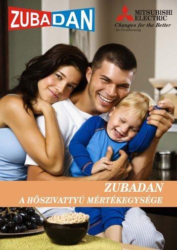 ZUBADAN - Thermo D Comfort KFT.