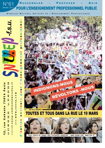 journal61.pdf - Le Snuep