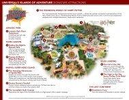 Islands of Adventure Fact Sheet - Universal Orlando Resort Media Site