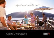 Upgrade-your-life - Gasgrill-Spezialist