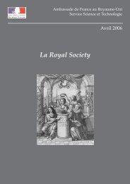 La Royal Society