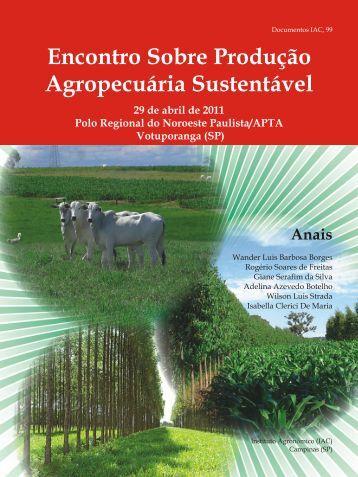 Documentos IAC 99 - Governo do Estado de São Paulo