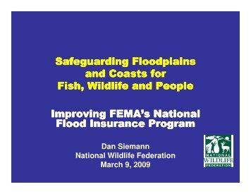 by Dan Siemann - National Wildlife Federation