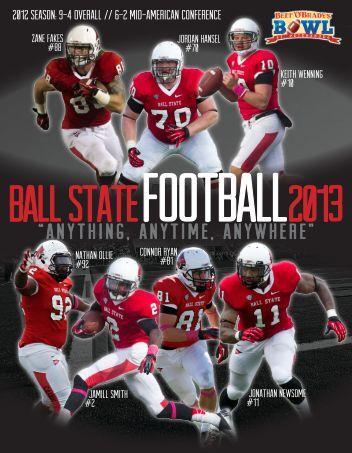 Ball State Athletics 90