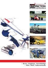 Brems-, Kupplungs-, Antriebsbeläge > Gleit ... - MOESCHTER GROUP